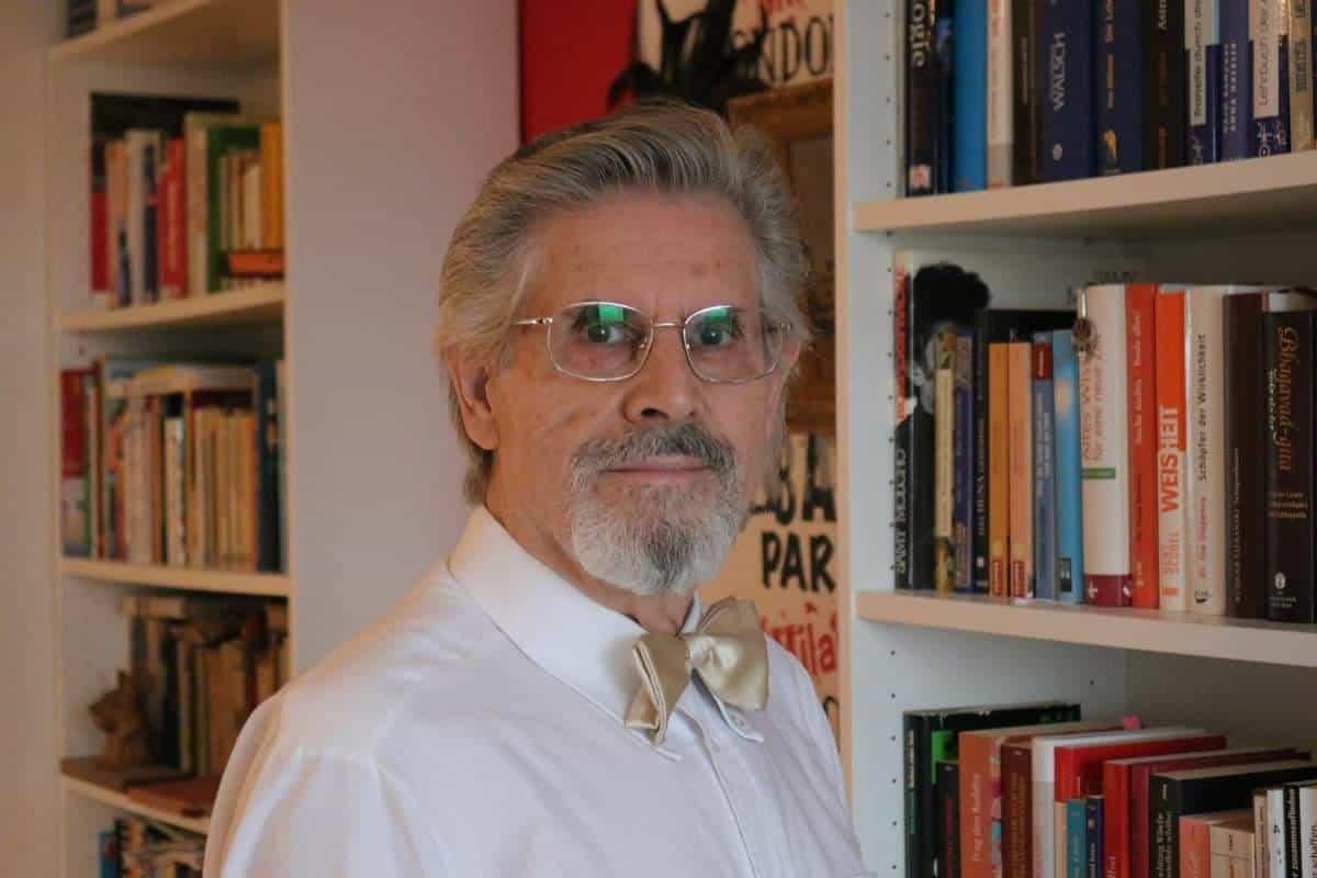 Manfred Peter Lederer, Autor, Mentaltrainer, Astrologe