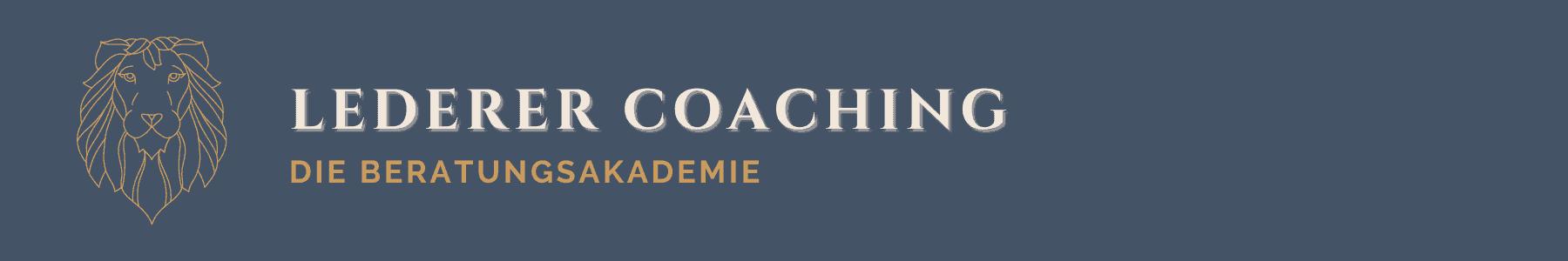 Logo von Lederer.Coaching